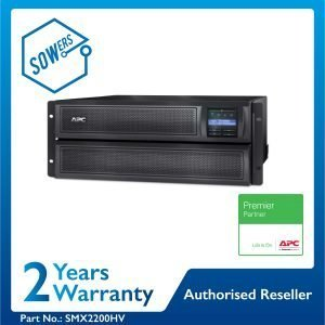 SMX2200HV APC Smart-UPS X 2200VA Rack/Tower LCD 200-240V