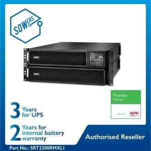SRT2200RMXLI APC Smart-UPS SRT 2200VA RM 230V