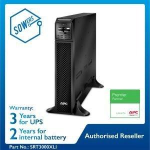 SRT3000XLI APC Smart-UPS SRT 3000VA 230V